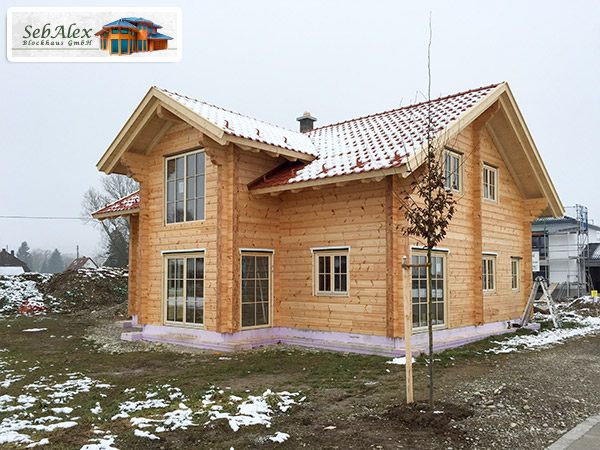 Home Artikel sebalex blockhaus gmbh log houses your home in the modern