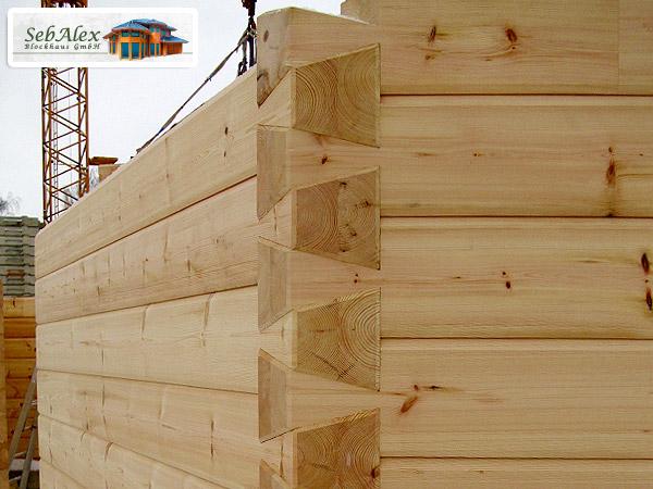 Sebalex blockhaus gmbh gewerbeprojekte mit uns planen for Holzblockhaus modern